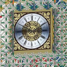 Grandpa Clock Amazon Com K U0027nex Grandfather Clock Toys U0026 Games