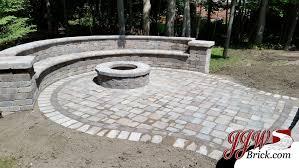 Brick Paver Patio Design Brick Paver Patio 21050 Smallwood Dr Beverly Mi 48025