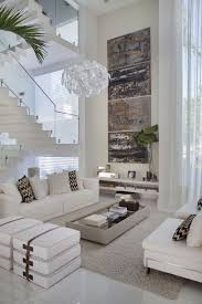 High Ceilings Living Room Ideas Esdedecoracion Donde El Protagonista Es El Blanco Living