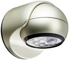 battery powered motion sensor lights outdoor light it by fulcrum led motion sensor light wireless indoor