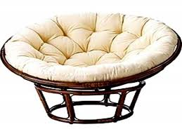 Rattan Papasan Chair Cushion Papasan Chair Papasan Chair Cushion Cover Papasan Chair Base Popzon