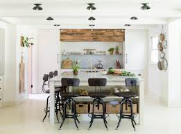 Barn Light Originals by Our Finished Ish House Kitchen Kao Flush Mount Lights From