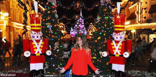 When Is Disney Decorated For Christmas Holidays Around The Walt Disney World Thanksgiving Christmas