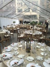 party rentals nyc nyc tent rentals clear top tents party rentals