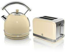 Kettle Toaster Offers Swan Kettle And Toaster Sets Ebay