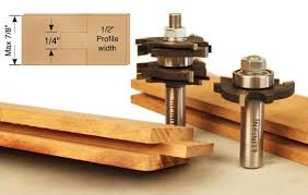 Wood Joints Router by Router Bits Infinity Tools
