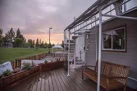tiny house deck tiny house town revolve house off grid tiny house
