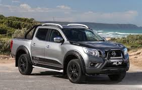 nissan black 2017 nissan navara n sport black edition now on sale in australia