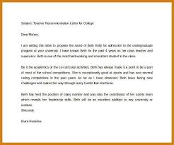 recommendation letter for teacher teacher of english as a foreign