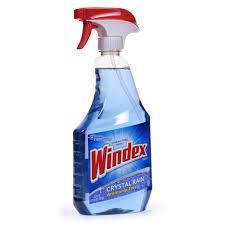 best window cleaner spray windex crystal rain 26oz walmart com