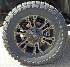 Ford F350 Truck Rims - 2017 ford super duty f350 platinum ready lift level fuel wheels