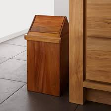 bathroom bathroom wastebasket with lid for bathroom accessories