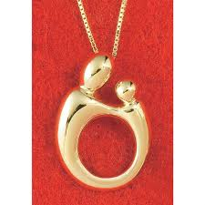gold mother necklace images 60 mother with child necklace mother child necklace mother jpg
