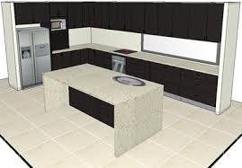 Kitchen 3d Design Cad 3d Design