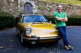 gold porsche convertible a gold porsche with a platinum pedigree wsj