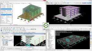 3d analysis and design software suite u2013 structural enterprise