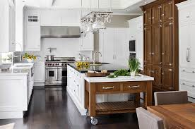 traditional kitchen islands kitchens traditional kitchen with white cabinet and small wood