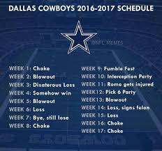 best 25 nfl cowboys schedule ideas on dallas cowboys