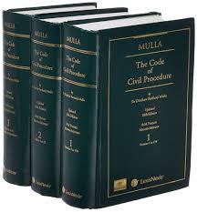 lexisnexis law books lexisnexis the code of civil procedure set of 3 vols by sir