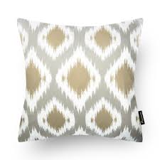 Sofa Pillow Sets by Amazon Com Phantoscope New Living Series Coffee Color Decorative