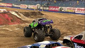 monster truck videos on youtube monster jam hulk freestyle from arnhem sept 2012 youtube
