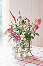 Small Flower Vases Centerpieces 35 Easy Flower Crafts Ideas For Craft Projects With Flowers