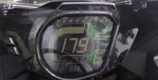honda cbr 250 rr honda cbr250rr registers top speed of 179 kmph