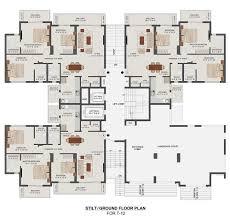 floor plan tata value homes bahadurgarh