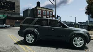Ford Escape Inside - 2011 ford escape hybrid civilian version v1 0 for gta 4