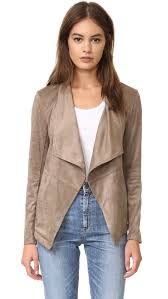 bb dakota bb dakota nicholson faux suede jacket shopbop
