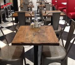 reclaimed wood restaurant table tops reclaimed wood table tops restaurant table tops custom made 24 x