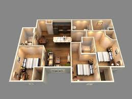 Three Bedroom House Interior Designs Three Bedroom House Interior Designs