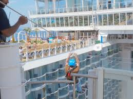 harmony of the seas is the world u0027s largest cruise ship business