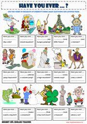10 best present perfect tense images on pinterest english