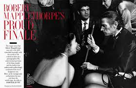 robert mapplethorpe u0027s finale the aids stricken photographer u0027s