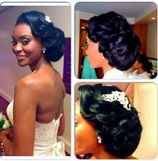 wedding hair black women 1000 images about wedding hair on