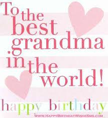 best 25 birthday wishes for grandma ideas on pinterest happy