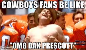 Cowboys Memes - dak prescott meme omg cowboys fantasy futures nfl memes