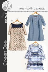 pattern dress pdf pearl shift dress pdf green bee design and patterns