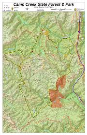 Wv State Parks Map by West Virginia Dnr Wma Map Project