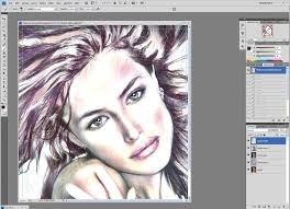 photoshop tutorial create a pencil sketch from a photo part 2