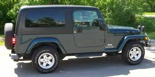 jeep wrangler for sale wisconsin 2005 jeep wrangler unlimited lj for sale in schofield appleton wi