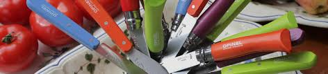 Opinel Kitchen Knives Uk by Kitchen And Table Opinel Com