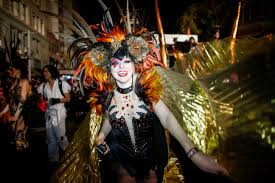 costumes at halloween city nyc halloween guide best events parades and parties cbs new york