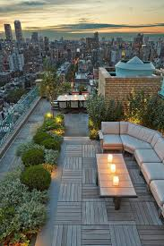 top 25 best penthouse garden ideas on pinterest roof terrace