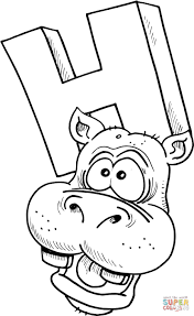 download coloring pages hippo coloring pages hippo coloring