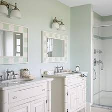 seafoam green bathroom ideas seafoam blue paint colors cottage bathroom martha stewart