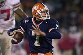 quiz most passing yards in a game by illinois quarterbacks the