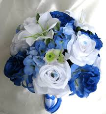 white blue roses royal blue white roses and dreams