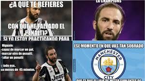 Memes De La Chions League - los memes de la chions league se ceban con higua祗n y su penalti